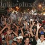 Palestinian News: Palestinians joy after victory against Israel