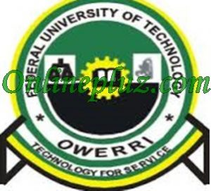 FUTO 2014/2015 Supplementary Admission