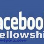 Facebook Scholarship: 2015 Facebook Fellowship Award – Apply Now