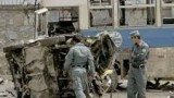 Six Afghan Soldiers Killed in Suicide Bomb