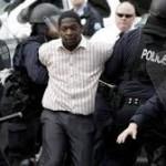 Bishop Derrick Robinson, US Protest Leader Arrested in St. Louis