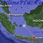 How AirAsia Flight QZ8501 Disappeared over Java Sea