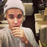 Picts: Justin Bieber buys Himself a Private Jet for Christmas