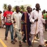 Lagos State Deports 70 Northern Beggars to Northern Nigeria