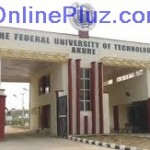 2015/2016 FUTA Supplementary Admission List Is Out