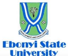 2015/2016 EBSU Postgraduate Admission
