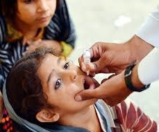 Eradication of polio