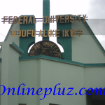 FUNIA POST UTME FORM – 2015/2016 FUNIA POST UTME FORM IS OUT