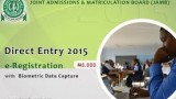 2015 JAMB DIRECT ENTRY