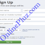 Create New Facebook Account – Facebook Sign Up | www.facebook.com
