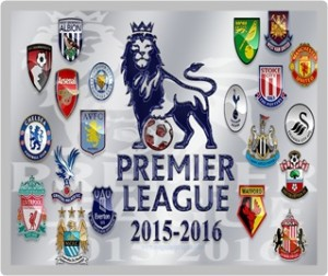 2015/2016 English Premier League Fixtures