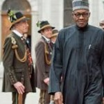 BREAKING NEWS: President Buhari Arrives Washington DC