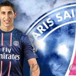 PSG Completes The Signing of Di Maria – Paris St-Germain Signs Angel Di Maria