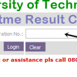 FUTA 2015 Post Ume Result is Out – How To Check Post Utme Result