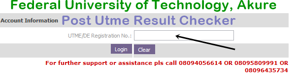 FUTA 2015 Post Ume Result