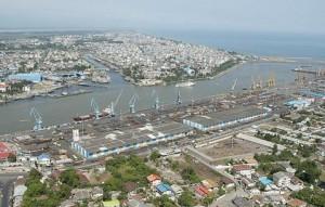 Iran's Anzali Port
