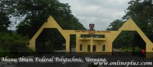 2015/2016 UNWANA Post Utme Result