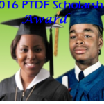 2016 PTDF Scholarship Application For PhD and Msc