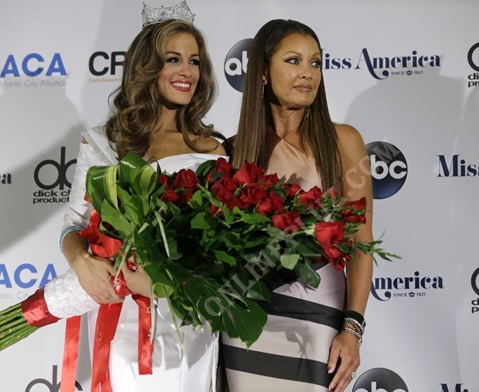 Miss Georgia Betty Won Miss America 2016