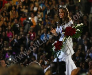Miss Georgia Betty Won Miss America 2016