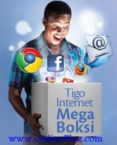 Tigo Tanzania Internet Data Bundles
