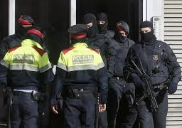 A Teenager Arrested in Spain