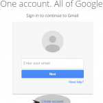New To Gmail Create Account Sign In Gmail – www.gmail.com