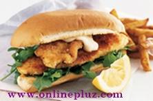 How to Prepare Fish Burger