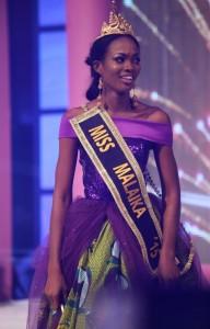 Winner of Miss Malaika Ghana 2015