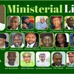 Full List Of New Ministers And Their Portfolios | Buhari – Minister of Petroleum