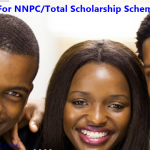 Apply Now For NNPC/Total Scholarship Scheme 2015/2016