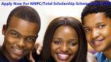 NNPC/Total Scholarship Scheme 2015/2016