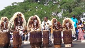 Calabar 2015 Carnival International Parade