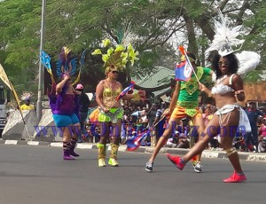 Calaber Carnival International Parade