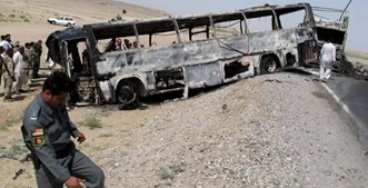 Accident Kills 24 People in Samangan