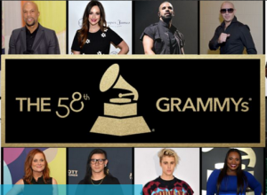 2016 Grammy Awards Nomination List