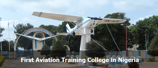 2016 Nigerian College of Aviation Tech. Admission Form