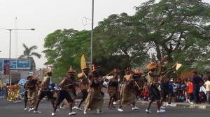 Calabar Carnival 2015 dance