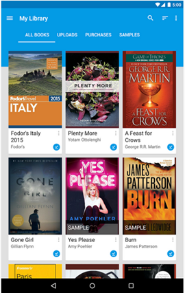 Google Play Books Download