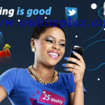 MTN Social Plan For Facebook, Twitter, WhatsApp & Eskimi