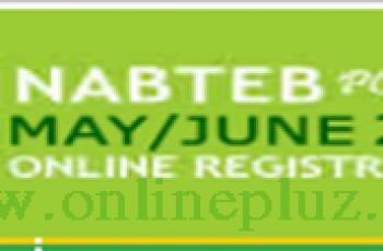 NABTEB 2016 Registration Form