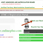 Check 2016 Jamb Result Online And Print Original JAMB Result Slip – www.jamg.org.ng