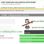 Check 2016 Jamb Result Online And Print Original JAMB Result Slip – www.jamg.org.ng