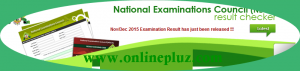 NECO GCE Result Checker