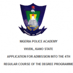 Nigerian Police Academy 2016 Application Form Is Out