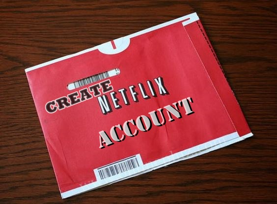 Create Netflix Account