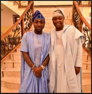 Davido's Father, Dr Deji Adeleke Net Worth & Biography