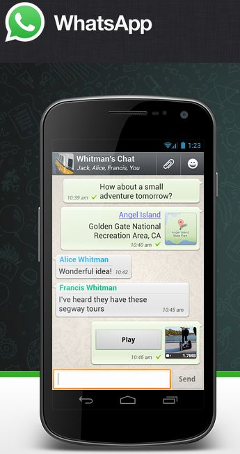 www.Whatsapp.com, Download Whatsapp Latest Version