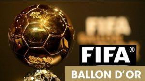 2016 Ballon D' Or Award Winner
