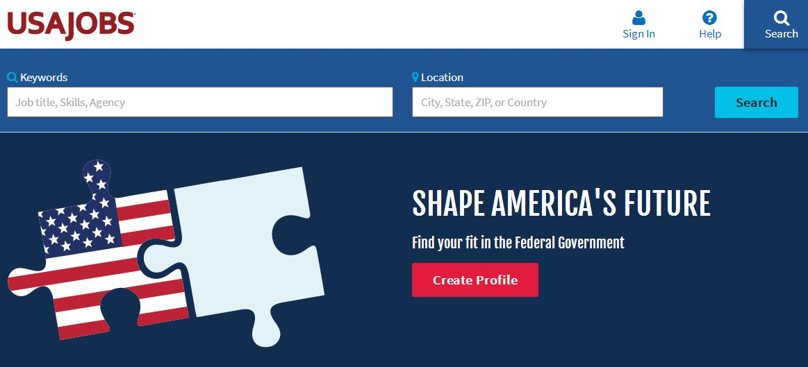 how to find government jobs online
